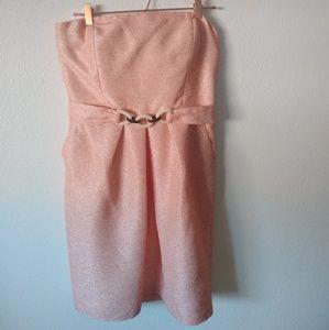 Antonio Melani• Strapless Cocktail dress• Size 10